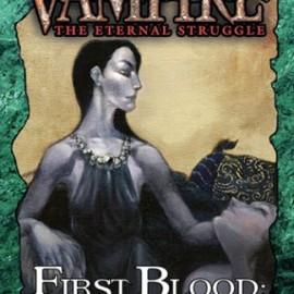 VTES: Primera Sangre: Malkavian (SPANISH)