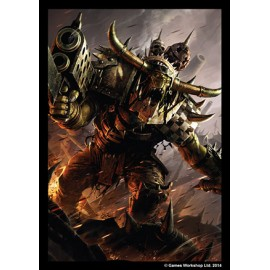 Warhammer 40K Art Sleeves Orks (50)