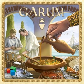 Garum - board game