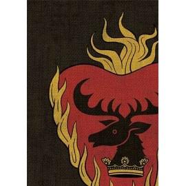 Game of Thrones Art Sleeves Stannis baratheon 50p Baratheon (50)