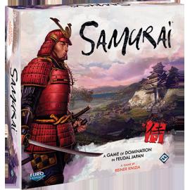 Samurai boardgame