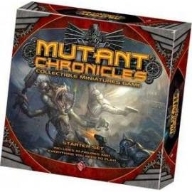 Mutant Chronicles CMG Starter Set B