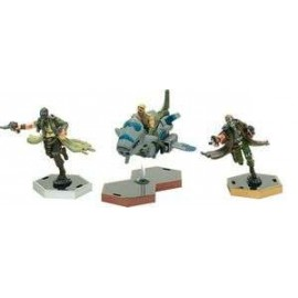 Mutant Chronicles Advanced Recon Warpack