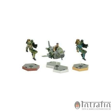 Mutant Chronicles 13th Banshee Division Warpack