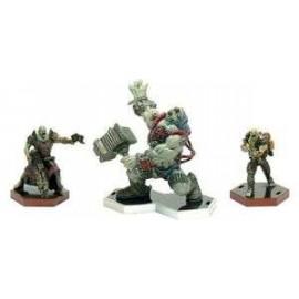 Mutant Chronicles Gommorian HammerWarpack