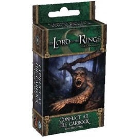 The Lord of the Rings LCG Conflictat the Carrock