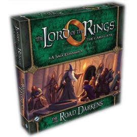 The Lord of the Rings LCG The RoadDarkens