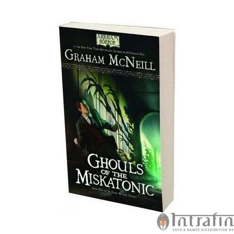 Arkham Novel Ghouls of the Miskato