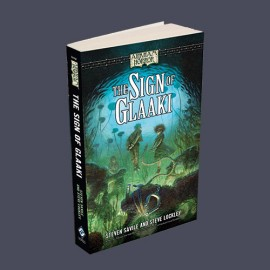 Arkham Novel The Sign of the Glaaki