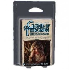 A Game of Thrones Board Game A Dance with Dragons