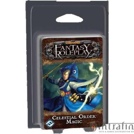 Warhammer Fantasy RPG Celestial Order Magic