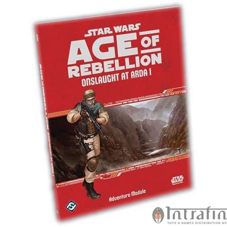 Star Wars Age of Rebellion Onslaught at Arda I