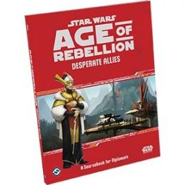 Star Wars Age of Rebellion Desperate Allies