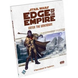 Star Wars Edge of the Empire Enterthe Unknown