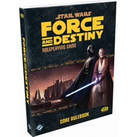 Star Wars Force and Destiny RPG Core Rulebook