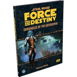 Star Wars Force and Destiny Chronicles of the Gatekeeper