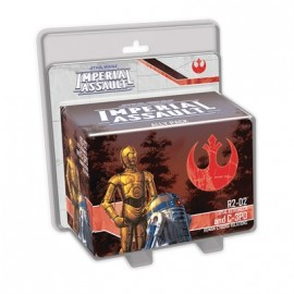 Star Wars Imperial Assault R2D2 & C3PO expansion