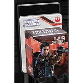 Star Wars Imperial Assault Alliance Smuggler Ally Pack
