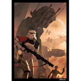 Star Wars Art Sleeves Trooper Assault 50plt (50)
