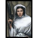 Star Wars Art Sleeves Princess Leia 50p (50)