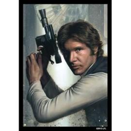 Star Wars Art Sleeves Han Solo (50)
