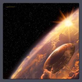 Star Wars: Xwing: Bespin Playmat
