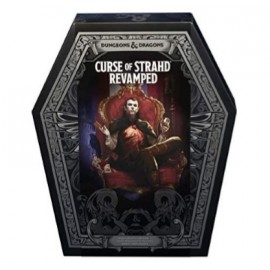 Dungeons & Dragons Next Curse of Strahd Revamped