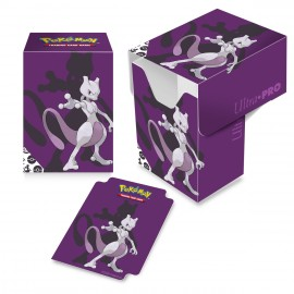 Pokémon Mewtwo 2020 Deck Box with dividers