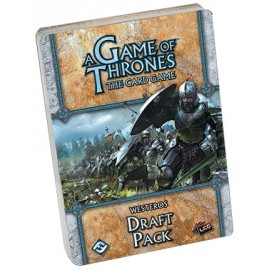 A Game of Thrones CCG Westeros Draft Pack
