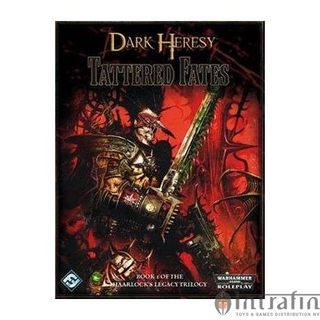 Dark Heresy Tattered Fates