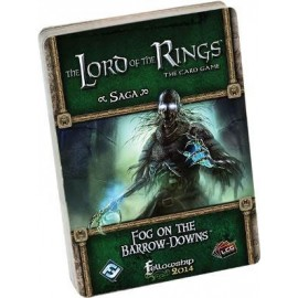 The Lord of the Rings LCG Fog on the The Barrow-downs