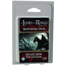 The Lord of the Rings LCG Escape from Dol Guldur Nightmare D