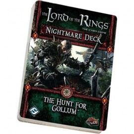 The Lord of the Rings LCG The Huntfor Gollum Nightmare Deck