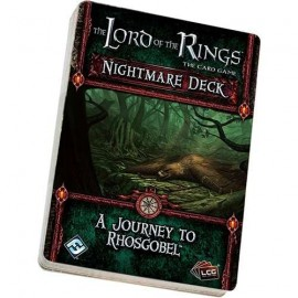 The Lord of the Rings LCG A Journey to Rhosgobel Nightmare D