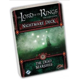 The Lord of the Rings LCG The DeadMarshes Nightmare Deck