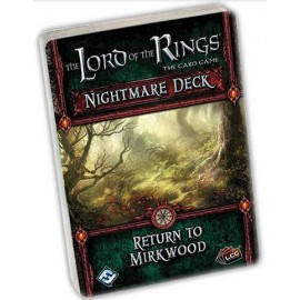 The Lord of the Rings LCG Return to Mirkwood Nightmare Deck