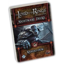 The Lord of the Rings LCG Khazad-dum Nightmare Deck