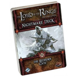 The Lord of the Rings LCG The Redhorn Gate Nightmare Deck