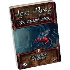 The Lord of the Rings LCG Foundations of Stone Nightmare Dec