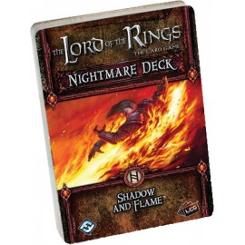 The Lord of the Rings LCG Shadow and Flame Nightmare Deck