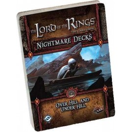 The Lord of the Rings LCG Over Hill and Under Hill Nightmare