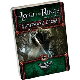 The Lord of the Rings LCG The Black Riders Nightmare Deck