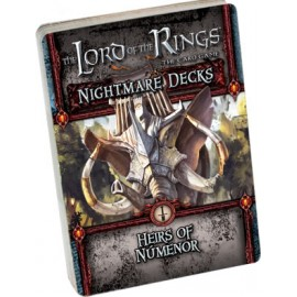 The Lord of the Rings LCG Heirs ofNumenor Nightmare Deck