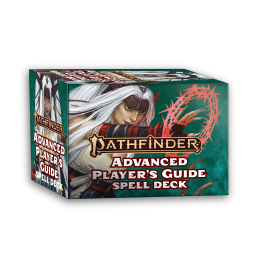 Pathfinder Advanced Player's Guide Spell Deck (P2)