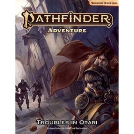 Pathfinder Adventure: Troubles in Otari (P2)