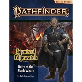 Pathfinder Adventure Path: Belly of the Black Whale (Agents of Edgewatch 5 of 6) (P2)