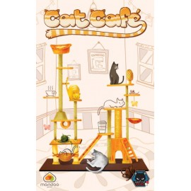 Cat Café - board game