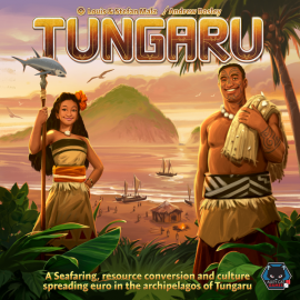 Tungaru: Retail (English) board game