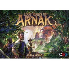Lost Ruins of Arnak boardgame