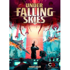 Under Falling Skies board game